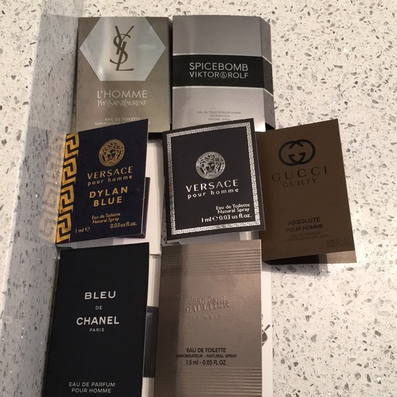 Sephora Makeup Mens Cologne Sampler Poshmark